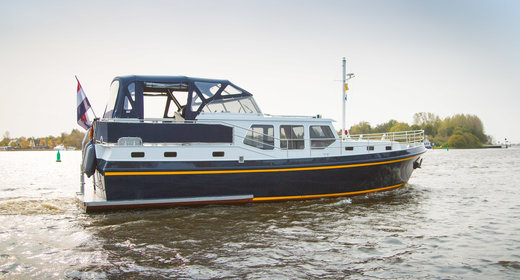 Rent a privateer kotteryacht in Friesland